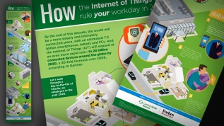 HOW THE INTERNET OF THINGS WORK
